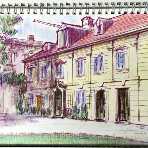 Konrad-Lorenz-Institute Vienna, Artist in Residence